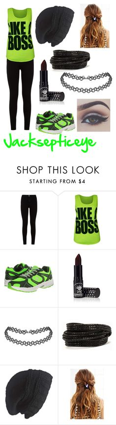 """""""Jacksepticeye"""" by ralliexpuff ❤ liked on Polyvore featuring 7 For All Mankind, WearAll, Propét, Manic Panic, Bellezza, Pieces, Laundromat, Urban Outfitters and Jacksepticeye"""