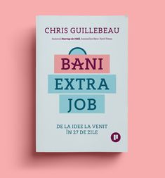 #sidehustlebook #romanianedition #baniextrajob New York Times, Job, Startup, Leadership, Cover, Books, Libros, Book, Blankets
