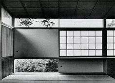 Tange Residence in Tokyo, Japan by Kenzo Tange