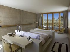 Amangiri Luxury Resort Hotel in Canyon Point, Utah — ARCHITECTURELOVER.COM