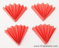 Step 7 Accordion Paper Flowers