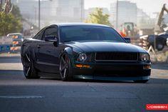 Ford Bullitt Mustang..