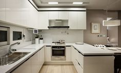 Image result for white kitchen ideas