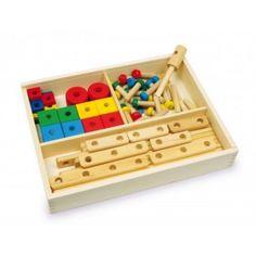 """Box costruzioni """"Sebastian"""" - Noigiochiamo"""