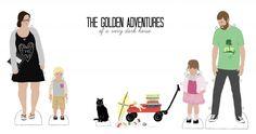 the golden adventures of...