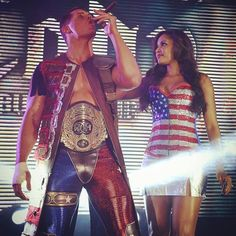 "ROH World Heavyweight Champion ""The American Nightmare"" Cody"