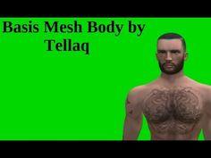 Basis Full Mesh Body by Tellaq Guardian Mesh 8a9584f64a