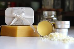 Sandalwood and Vanilla Solid Perfume Recipe | The Mommypotamus | organic SAHM sharing her family stories and recipes