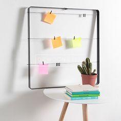In het Covo frame kan u al uw herinneringen en foto's ophangen. Ook super handig voor notities om te onthouden!
