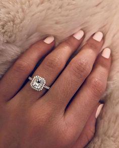 James Allen Diamond Engagement Ring 17309W14 #rings #weddingrings #engagementrings ❤️ http://www.deerpearlflowers.com/diamond-engagement-rings-from-james-allen/