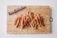 Pfotentick Loveoflabradors Rezept Hühnerstreifen Dog Treats, Carrots, Corgi, Vegetables, Health, Kitchen, Food, Bali, Friends
