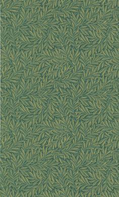 Tulip and Willow Thyme/Lichen från William Morris & Co