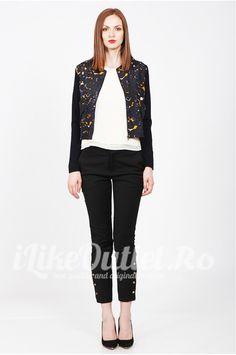 Sacou multicolor Kate COS Cos, Blazer, Jackets, Fashion, Down Jackets, Moda, Fashion Styles, Blazers, Jacket