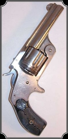 American Arms Co. .3 caliber single action revolver - Rgrips.com