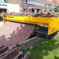 Tiger-Stone: A Fast and Tidy Drafting Brick Road Machine