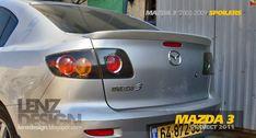 Mazda 3 BK Lenzdesign Bodykit & Spoilers 2003 2004 2005 2006 2007 2008 2009 Mazda 3 2004, Mazda 3 Sedan, Reliable Cars, Toyota Cars, Manual Transmission, Carbon Fiber, Zoom Zoom, Kit, Building