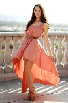 Love the coral shade!