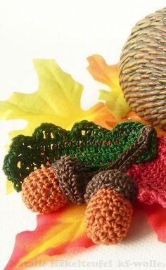 Kostenlos Herbstdeko Häkeln Deko Diy Youtube Crochet
