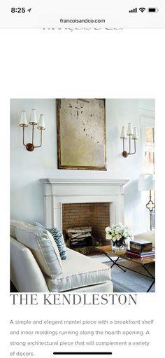 Hearth, Entryway Bench, Nashville, Shelves, Living Room, Elegant, Architecture, Simple, Furniture