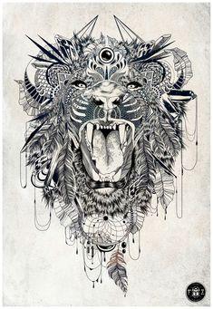 lioness de los sueños