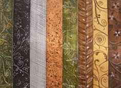 TeoStudio Handbound Journals: Books with Painted Edges