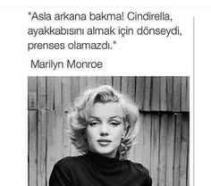 Güzel sözler – My Pin Page Book Quotes, Life Quotes, Real Quotes, Marilyn Monroe, Cool Words, Quotations, Motivation, Asdf, Strange Things