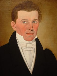 Brewster Portrait of a Man