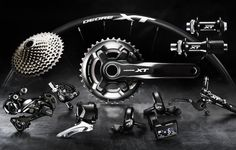 First Look: Shimano XT Di2 Electronic Group with Wireless Connectivity  http://www.bicycling.com/bikes-gear/news/first-look-shimano-xt-di2-electronic-group-with-wireless-connectivity
