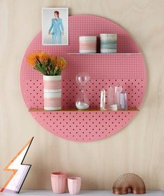 Modern Pegboard Storage Systems   Apartment Therapy