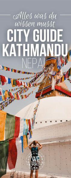Kathmandu Travel Nepal: Der ultimative City Guide mit allen Kathmandu Sehenswürdigkeiten, Highlights & Reisetipps für 3 Tage, inklusive schönen Hotels, guten Restaurants & Touren. Kathmandu Restaurants, Kathmandu Highlights, Kathmandu Reisetipps. #nepal #reisetipps #sehenswürdigkeiten