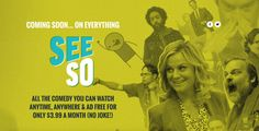 NBCU Debuts SeeSo A New Subscription Streaming Service For Comedy Fans