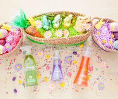 Make Super Colorful Baskets That Last Way Beyond Easter! via Brit + Co.