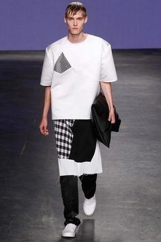 MAN Spring 2015 Menswear Collection - Vogue