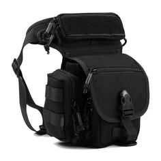 Sports Nylon Waist Bag for Motorcycle Cycling Multifunctional