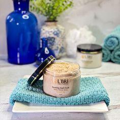 Bath Soak, Body Care, Skin Care, Pure Products, Bath Salts, Skincare Routine, Skincare, Skin Treatments, Skin Care Remedies