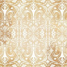 pretty gold pattern
