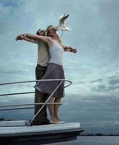 Titanic scene- nailed it! (It's so funny I had to post it somewhere!)
