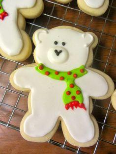 Christmas Polar Bears