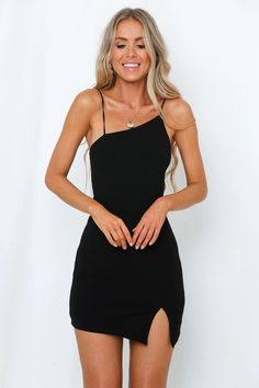 Beating Of Our Hearts Dress Black Beating Of Our Hearts Dress Black Beating Of Our Hearts Dress Black - Dresses Black Dress Outfit Party, Little Black Dress Outfit, Dress Black, Short Black Dresses, Little Black Dress Classy, Dress Party, Classy Short Dresses, Outfit Night, Black Party Dresses