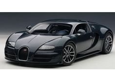Bugatti Veyron Super Sport 2010 blue 1:18