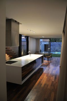 Kitchen Casa Marielitas / Estudio Dayan Arquitectos