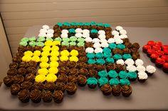 8bit Legend of Zelda themed groom's cake (close up) - posted by Reddit user jzooor
