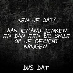 Ik (her)ken dat zeker - Claudia Smit - Some Quotes, Words Quotes, Sayings, Dutch Words, Dutch Quotes, Smart Quotes, Real Friends, Funny Signs, True Words