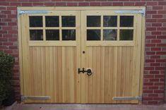 Cheap Garage Doors - Secrets To Finding Them Cheap Garage Doors, Double Garage Door, Garage Doors Prices, Garage Door Paint, Garage Door Windows, Modern Garage Doors, Garage Room, Garage Door Design, Carriage House Garage Doors