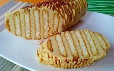 Tarta de galletas fregquita - Recetízate