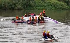 USA Aviation NEWS: TransAsia Airways Flight # 235 Rescue Teams resume...