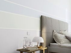 Pas seulement réservée aux chambres romantiques, la peinture pastel a désormais conquis tous...