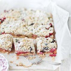 Najlepsze ciasto kruche z rabarbarem i kruszonką | Blog | Kwestia Smaku