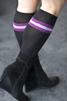 Socks by Sock Dreams » Socks Special Collections » Eco Friendly » Skater Stripes