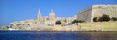 La Valetta, Malta - Panoramic view - Malta, Taj Mahal, Travel, Beautiful Beaches, Tourism, Malt Beer, Viajes, Traveling, Outdoor Travel